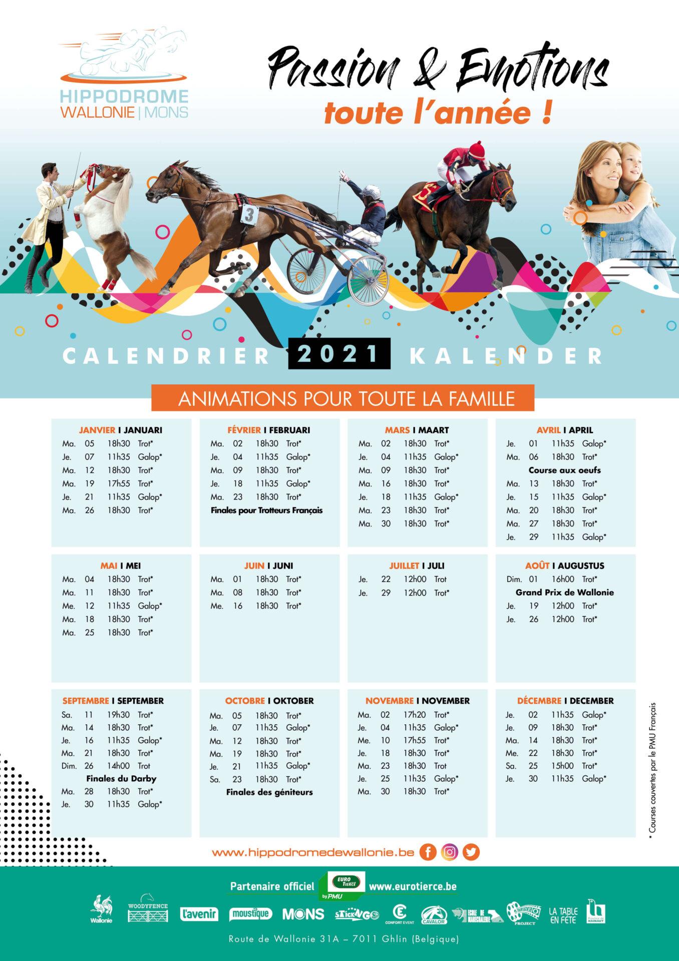 Calendrier Pmu 2022 Calendrier may 2021: Calendrier Quinte 2021
